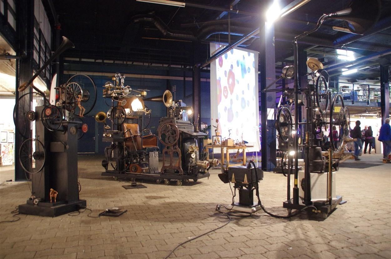 12ème Salon d\'art contemporain in Montreux – LowTech ...