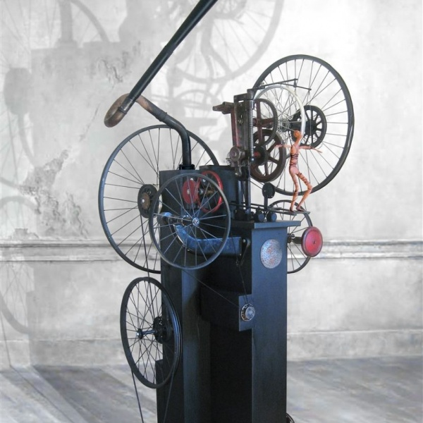 Die Metamorphose | Charly-Ann Cobdak | LowTech Instruments