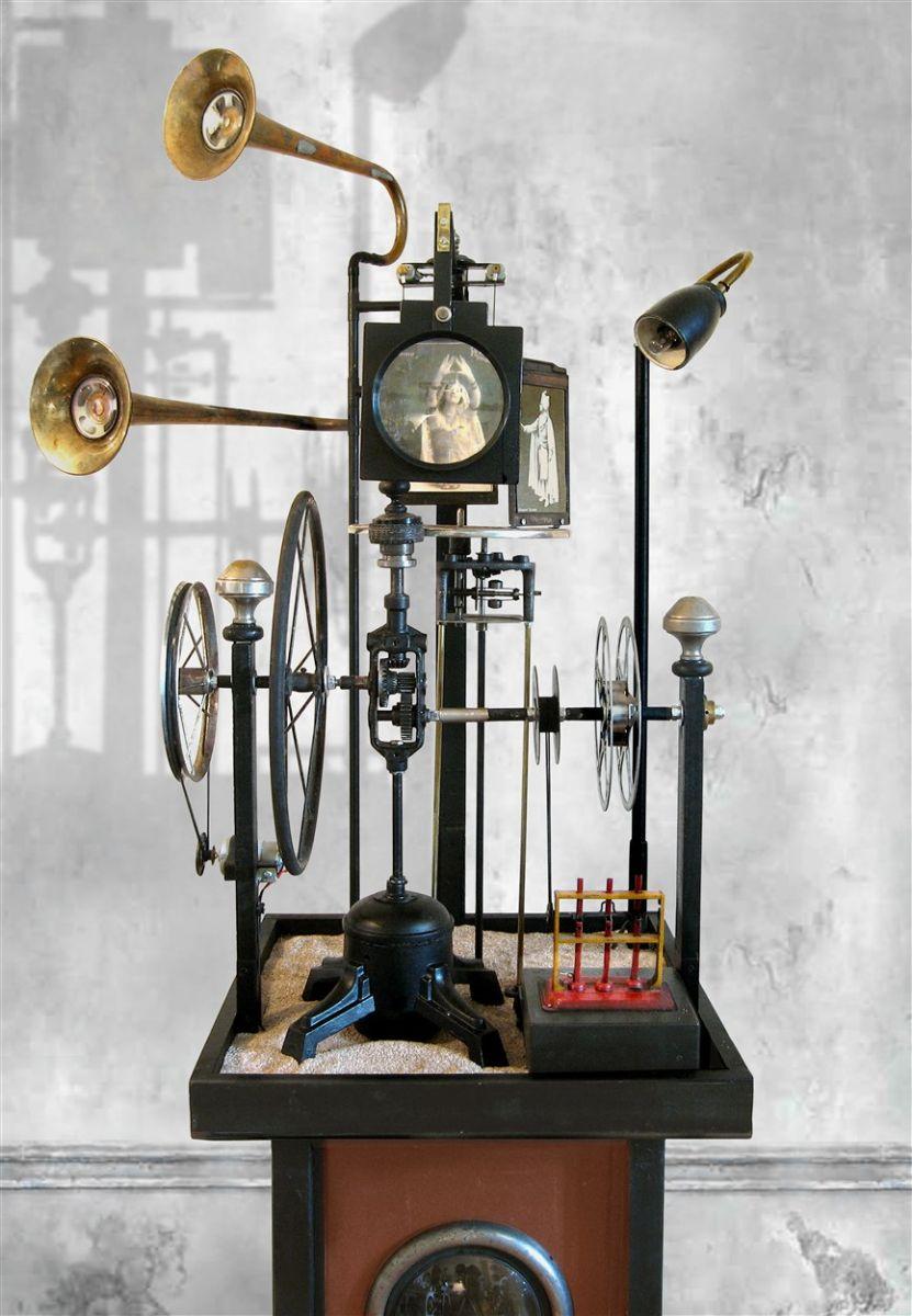 Speeddating im Orient | Charly-Ann Cobdak | LowTech Instruments