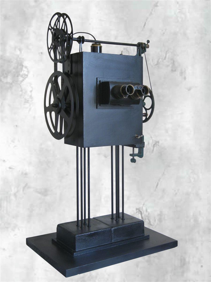 Sonntagsspaziergangsmaschine für Stubenhocker | Charly-Ann Cobdak | LowTech Instruments
