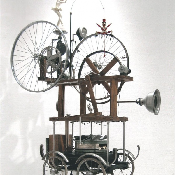 Die Tschaikowskymaschine | Charly-Ann Cobdak | LowTech Instruments