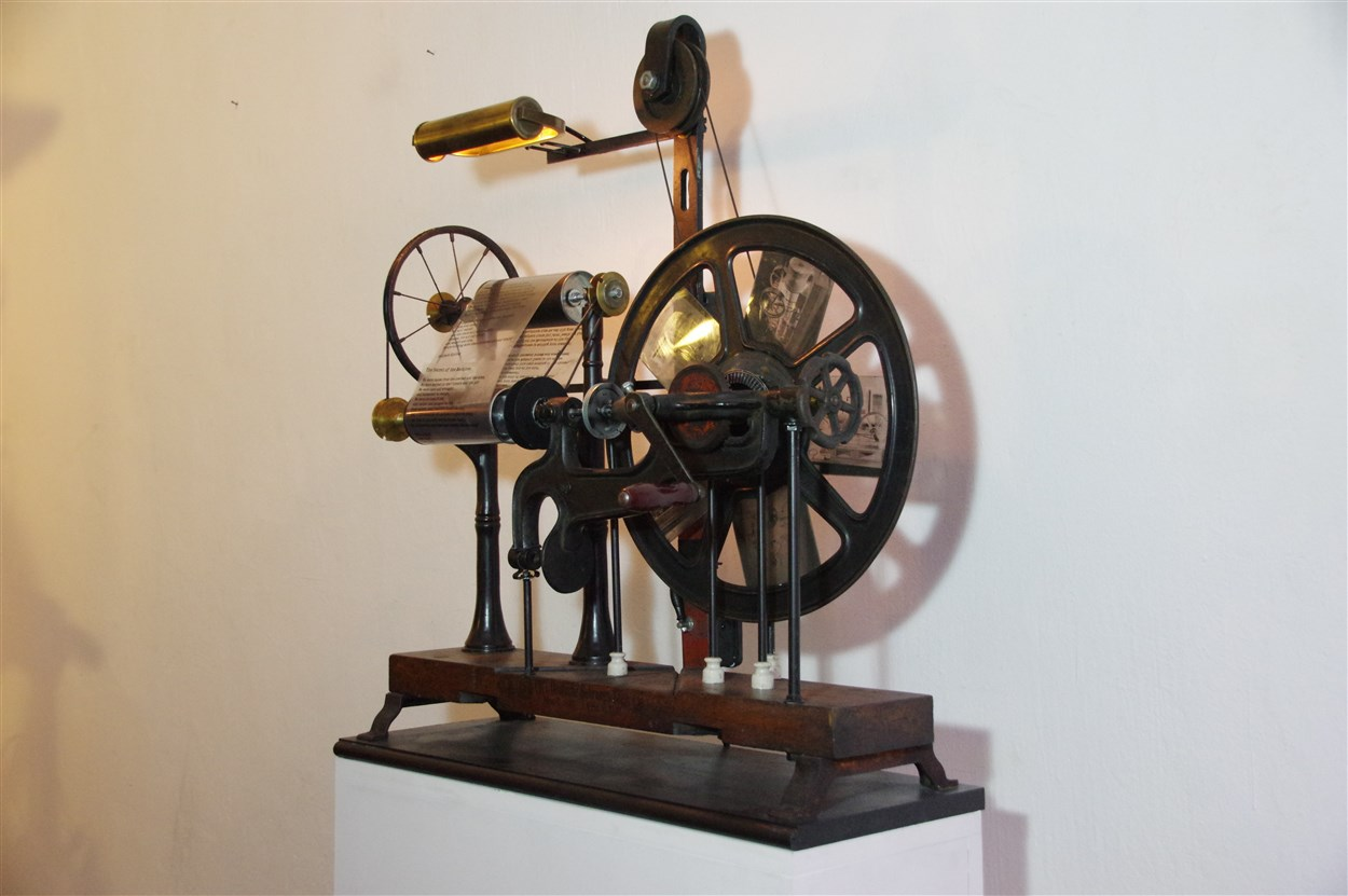 The Secret of the Machines   Charly-Ann Cobdak   LowTech Instruments