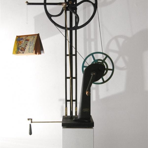 Die Buchflugmaschine | Charly-Ann Cobdak | LowTech Instruments