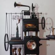 Die Morgengymnastikmaschine | Charly-Ann Cobdak | LowTech Instruments
