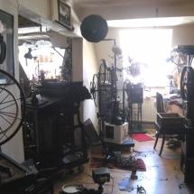Im Atelier| LowTech Instruments