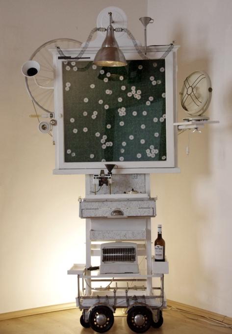 Melpomene - LowTech Instruments Museum - Charly-Ann Cobdak
