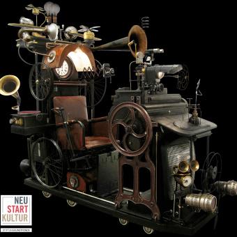 LowTech Instruments Museum - Zeitmaschine